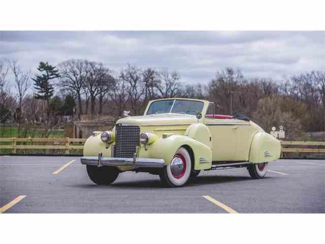 1938 Cadillac Series 90 | 976501
