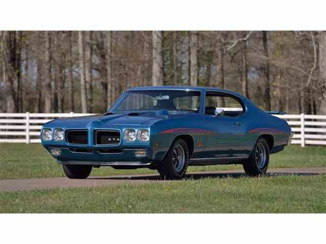 1970 Pontiac GTO (The Judge) | 976507