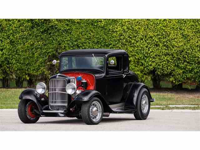 1932 Ford 5-Window Coupe | 976519
