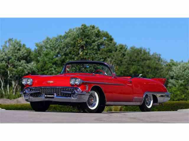 1958 Cadillac Eldorado Biarritz | 976521
