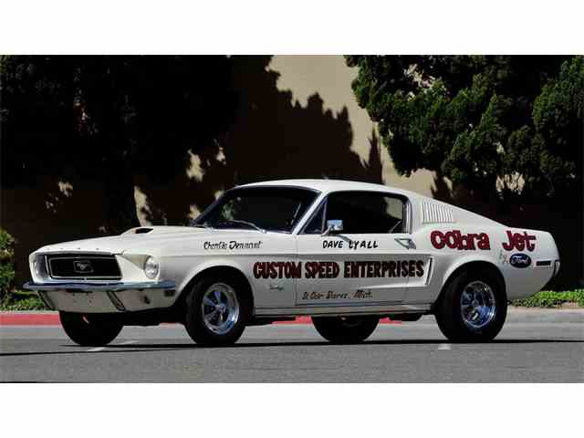 1968 Ford Mustang | 976528