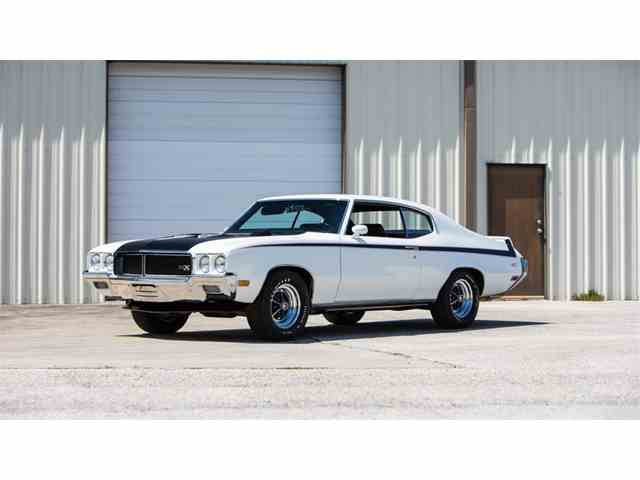 1970 Buick GSX   976534