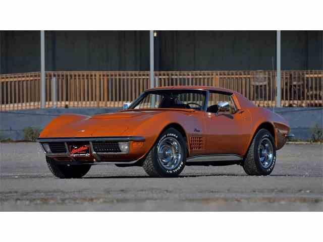 1971 Chevrolet Corvette | 976542