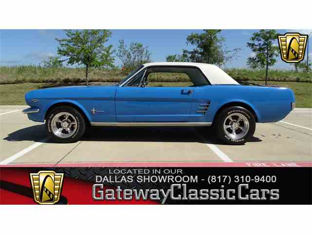 1966 Ford Mustang | 976551