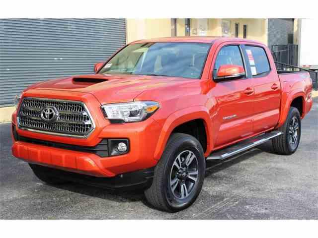 2017 Toyota Tacoma | 976552