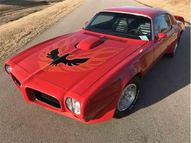 1973 Pontiac Firebird Trans Am   976554