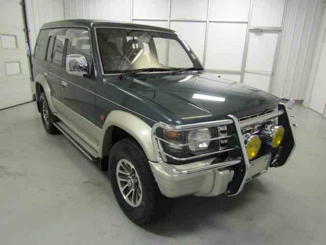 1992 Mitsubishi Pajero | 976568