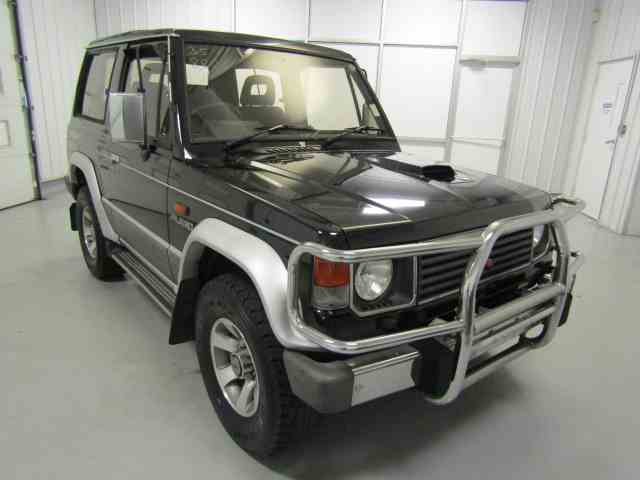 Picture of '90 Pajero - KXIX