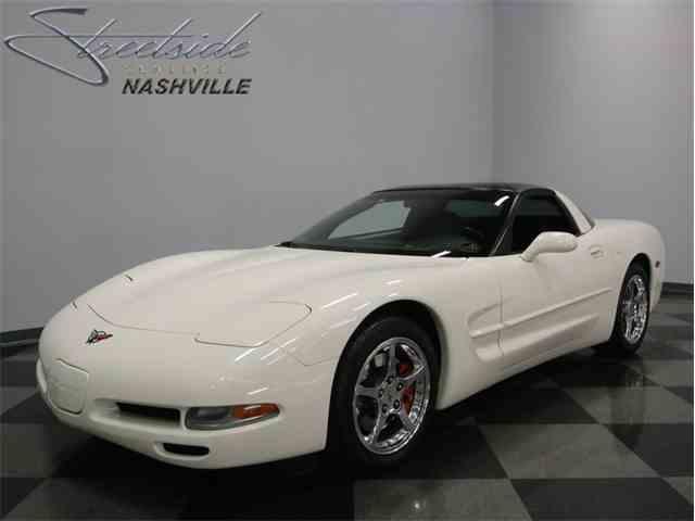 2002 Chevrolet Corvette | 976579