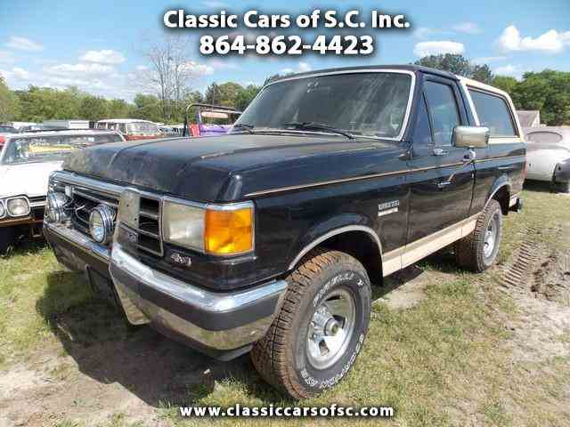 1990 Ford Bronco | 976597