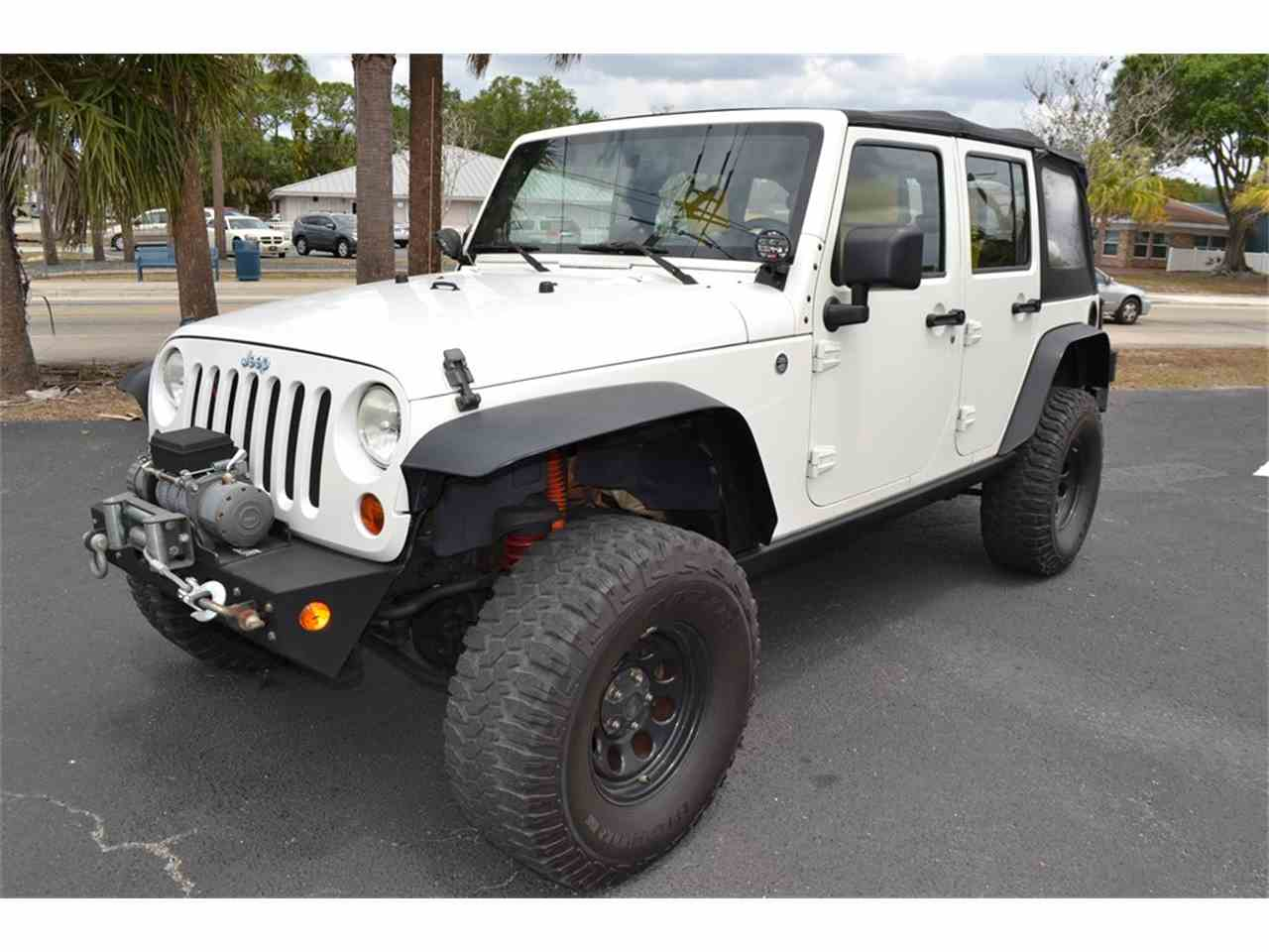 2008 jeep wrangler for  | classiccars | cc-976599