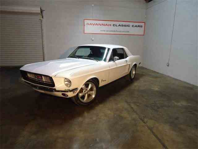 1968 Ford Mustang | 976603