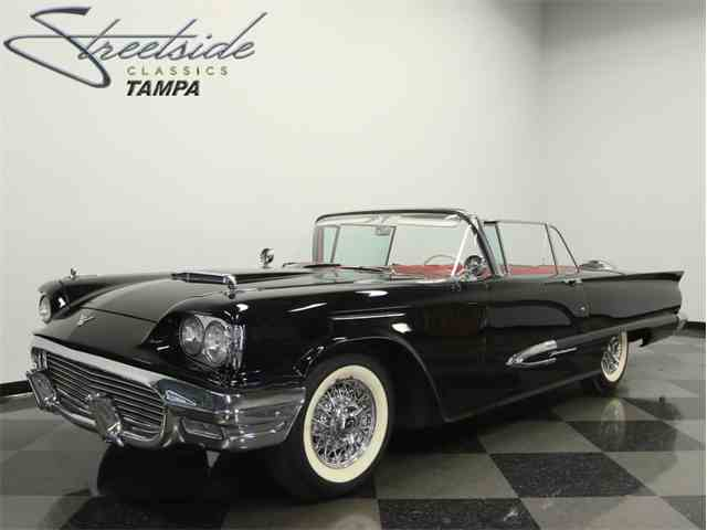 1959 Ford Thunderbird | 976607