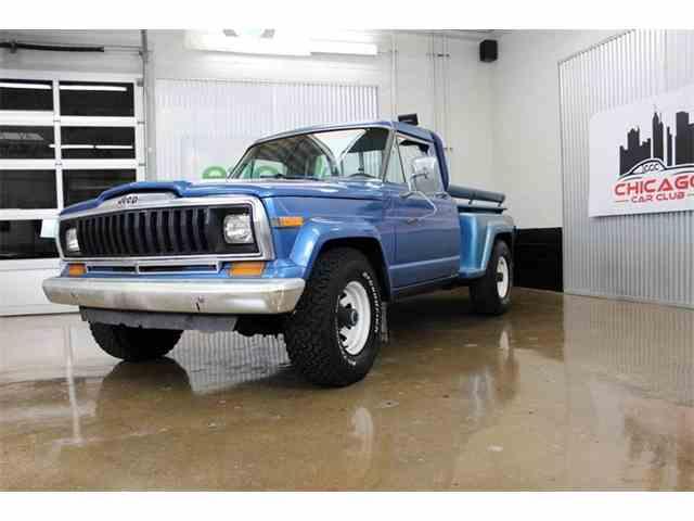 1982 Jeep Pickup   976613