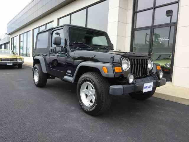 2004 Jeep Wrangler | 976616