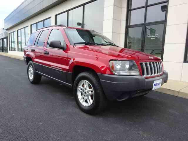 2004 Jeep Grand Cherokee | 976617
