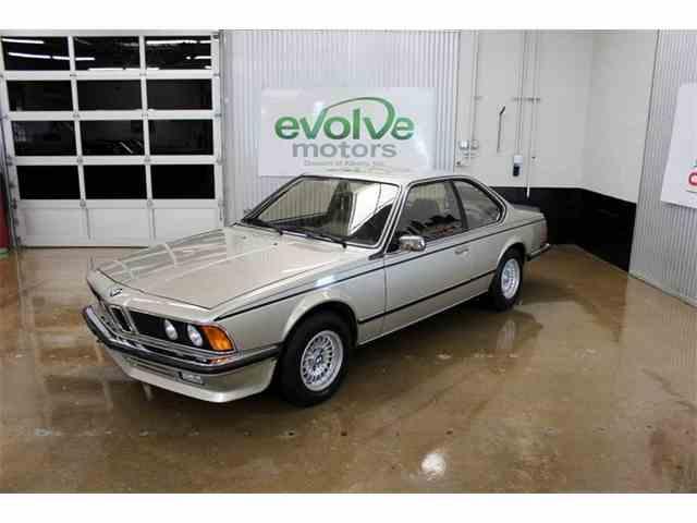 1984 BMW 6 Series   976620