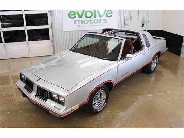 1984 Oldsmobile Cutlass | 976626