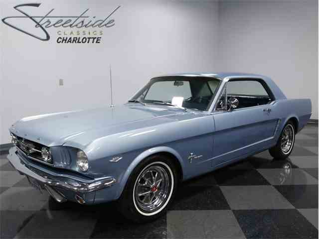 1965 Ford Mustang | 976636