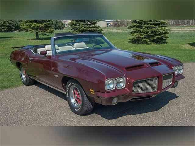 1971 Pontiac GTO | 976641