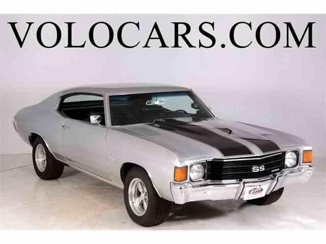 1972 Chevrolet Chevelle SS | 976642