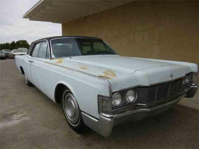 1966 to 1968 lincoln continental for sale on 20 available. Black Bedroom Furniture Sets. Home Design Ideas
