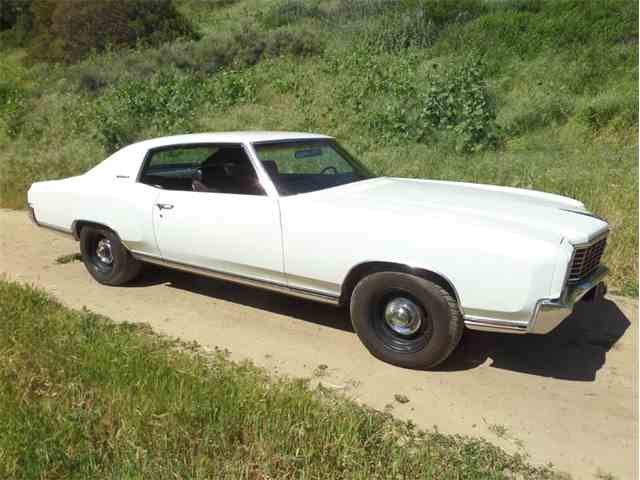 1972 Chevrolet Monte Carlo | 970665