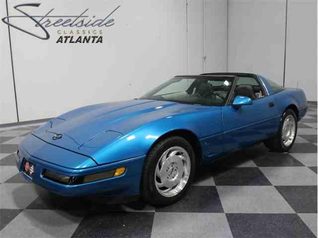 1995 Chevrolet Corvette | 976656