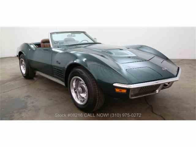 1971 Chevrolet Corvette | 976658