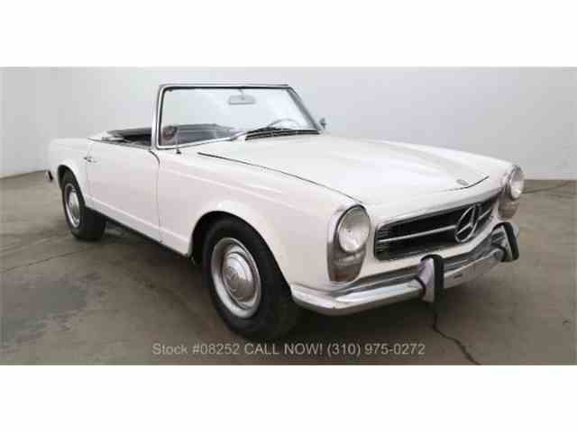 1966 Mercedes-Benz 230SL | 976662