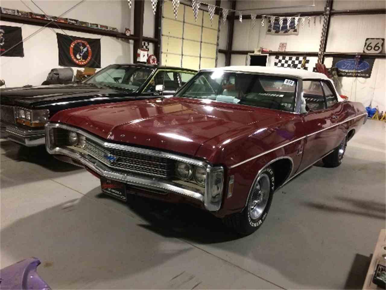 Impala 97 chevy impala : 1969 Chevrolet Impala for Sale | ClassicCars.com | CC-976664