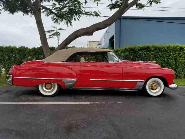 "1948 Cadillac SERIES 62 CUSTOM ""RESTO-MOD"" | 976665"