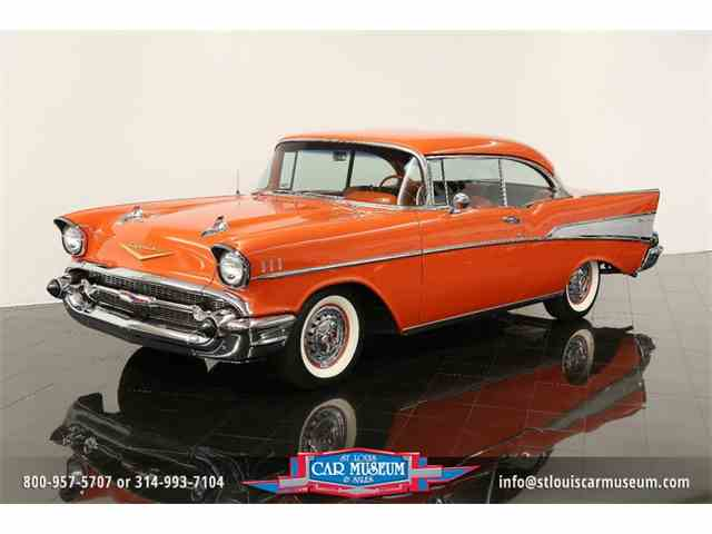 1957 Chevrolet Bel Air Sport Coupe | 976666