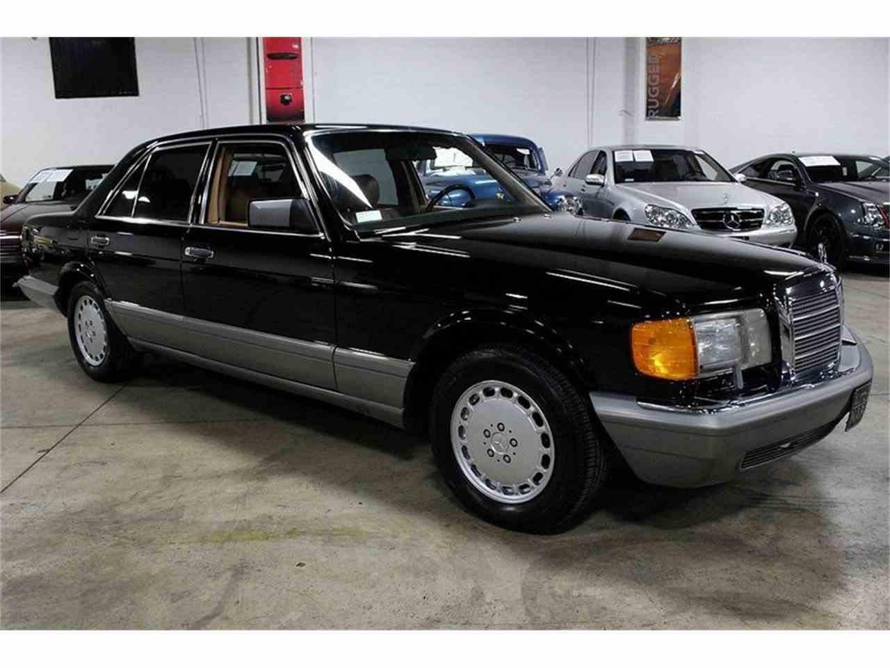 1988 mercedes benz 300se for sale cc for 1988 mercedes benz 300se