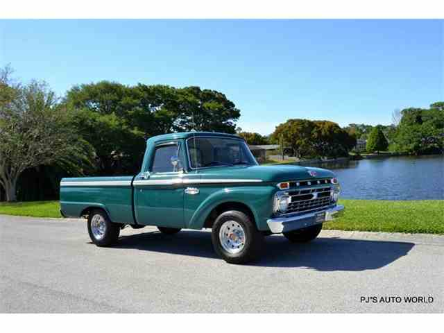 1966 Ford F100 | 976673