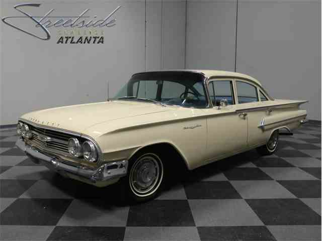 1960 Chevrolet Bel Air | 976674