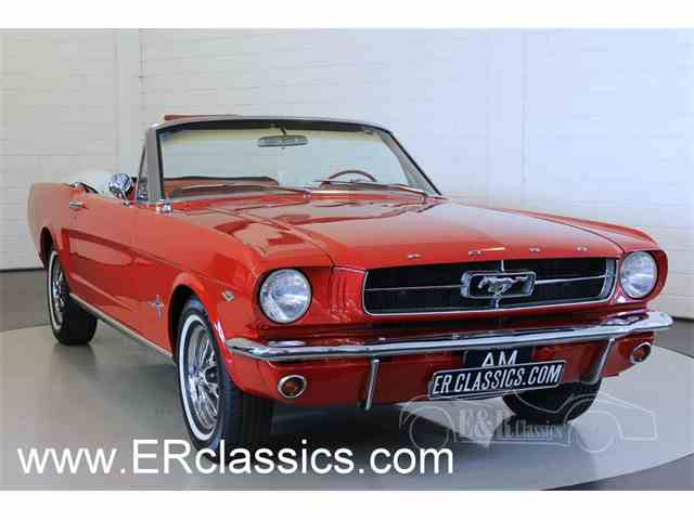 1965 Ford Mustang | 976675