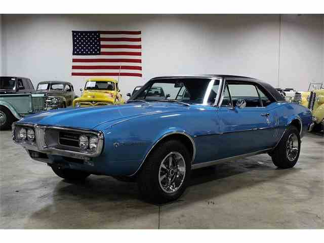 1967 Pontiac Firebird | 976683