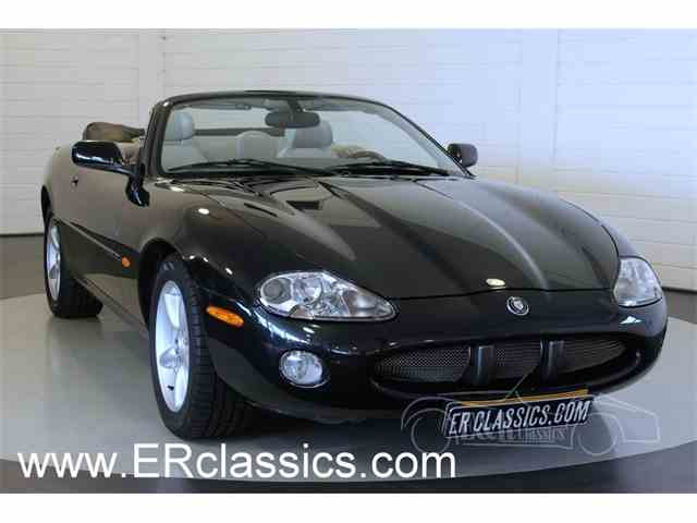 2001 Jaguar XK8 | 976693