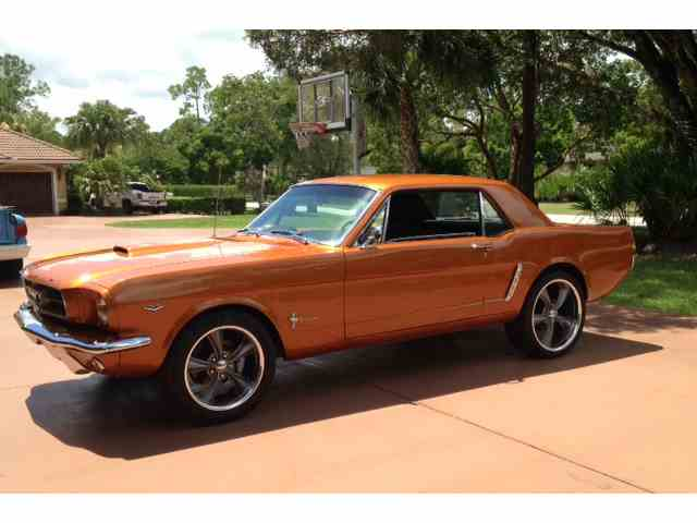 1965 Ford Mustang | 970671