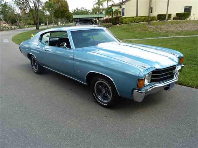1972 Chevrolet Chevelle | 976710