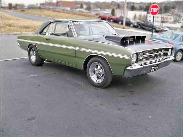 1968 Dodge Dart GTS | 976717