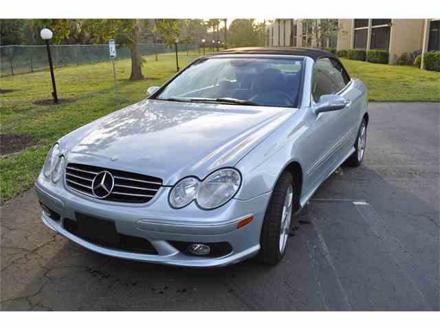 2005 Mercedes-Benz CLK500 | 970672