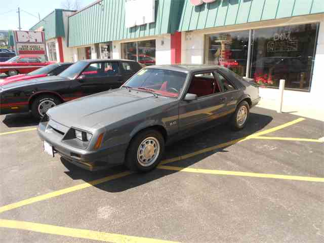 1986 Ford Mustang | 976721
