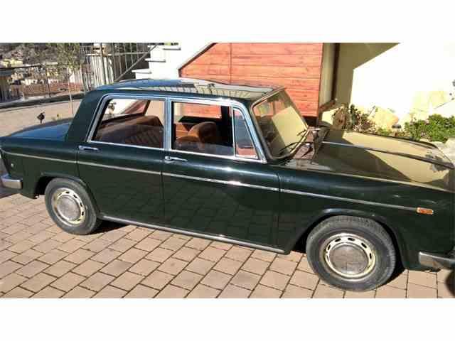 1968 Lancia Fulvia | 976722