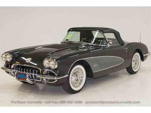 1958 Chevrolet Corvette | 976725