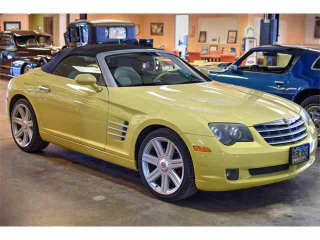 2005 Chrysler Crossfire | 976728