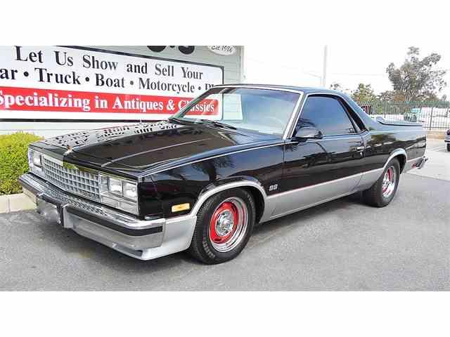 1986 Chevrolet El Camino SS | 976729