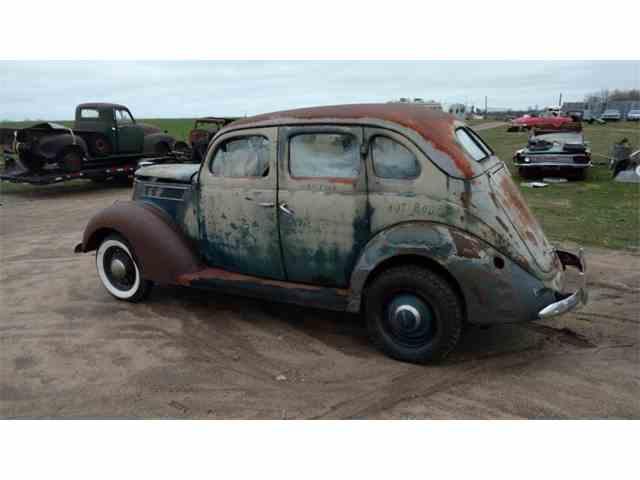 1937 Ford 4-Dr Sedan | 976731
