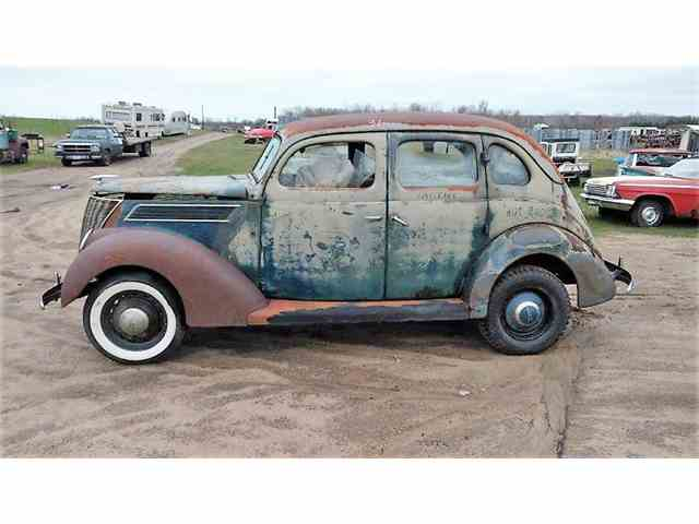 Picture of '37 4-Dr Sedan - KXNF